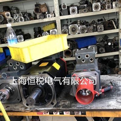 解决修复数控西门子840DSL机床电机运行振动大