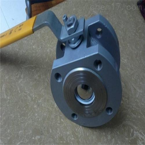 加长型气动焊接高压球阀Q661F