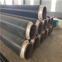 呂梁市直埋式鋼套鋼預製蒸汽保溫管加工商