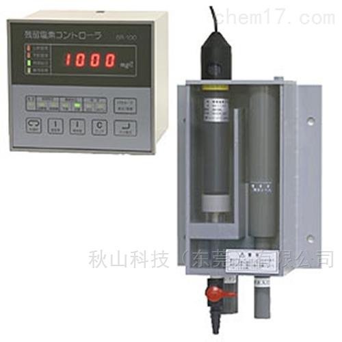 日本technoecho用于化工厂高浓度除臭余氯仪