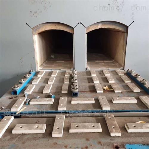 闲置未使用二手高温隧道窑便宜出售