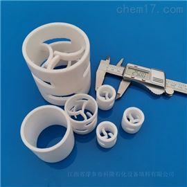 进口PTFE鲍尔环填料具有耐高温脱脂效果