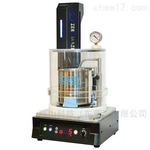 日本sosey容器旋转式小型真空消泡搅拌器