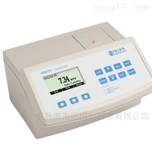 HI 88703台式浊度仪日本进口