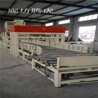 th001匀质板生产设备贴心服务精选厂家