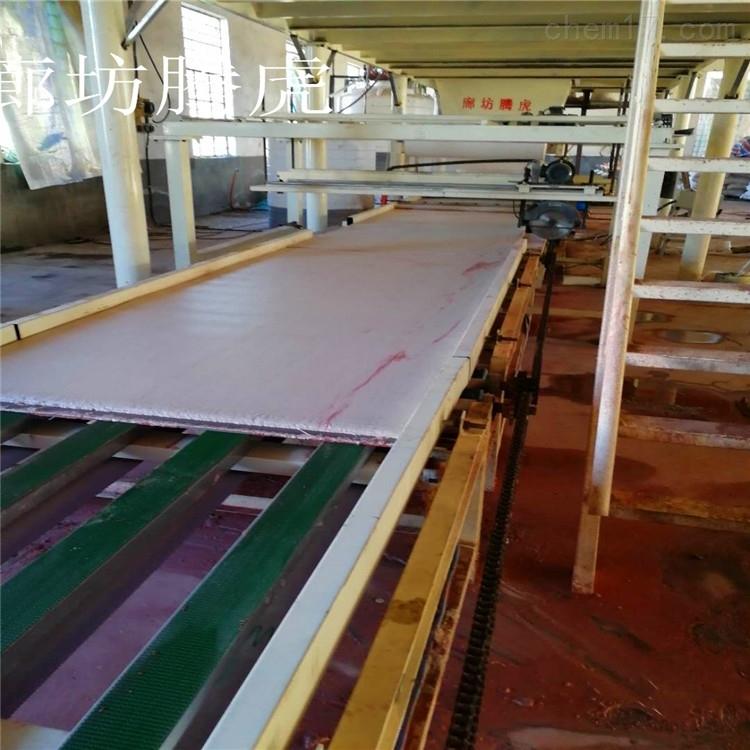 秸秆玻镁板设备性能优异专业制造