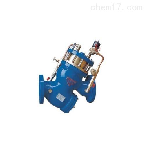 过滤活塞式电磁控制阀