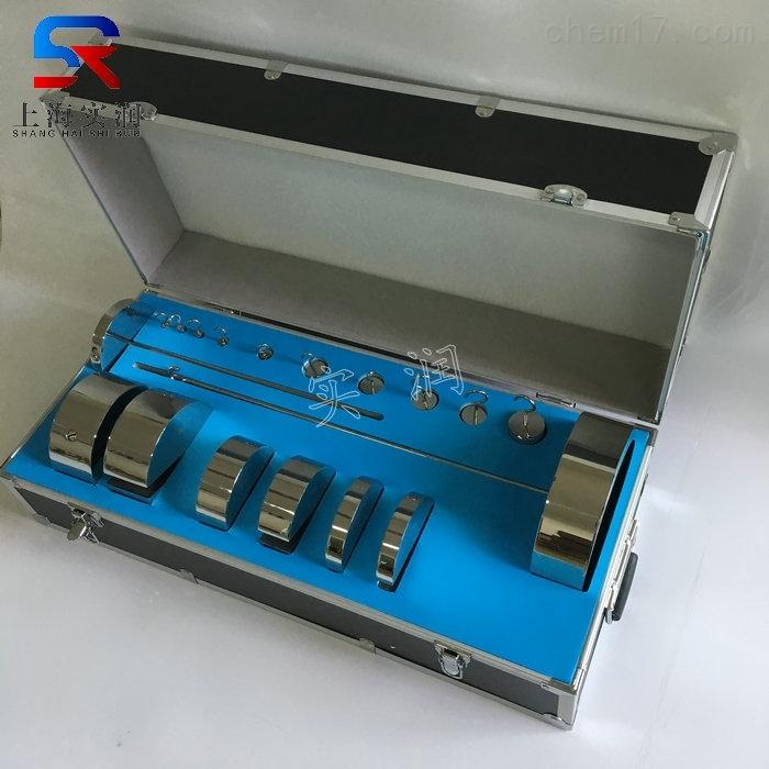 M1级增坨不锈钢砝码,可订做铝箱