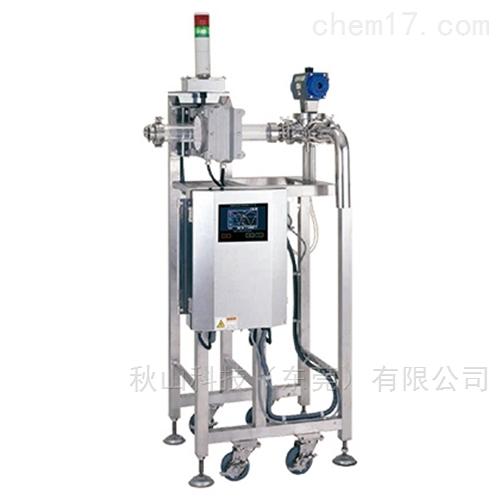 日本nissin日新电子测粘性液体的金属探测器