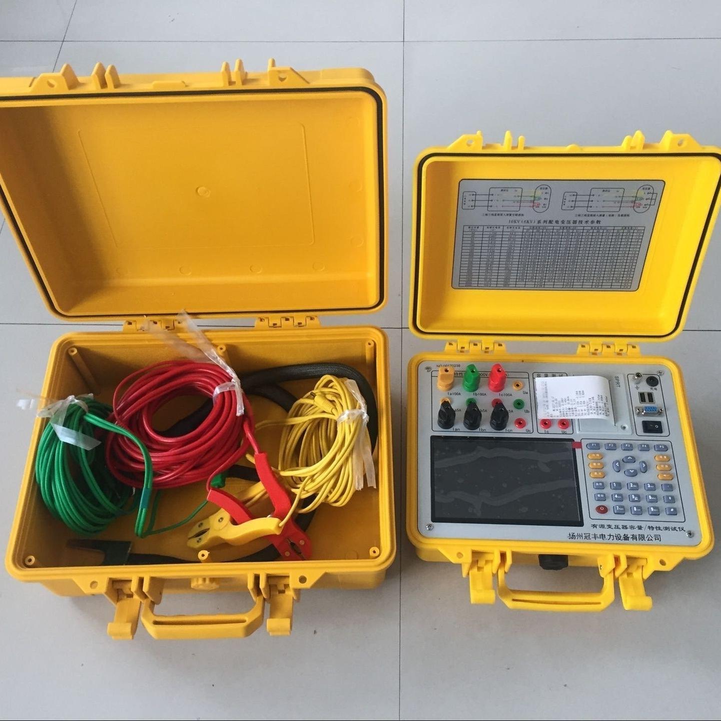 江苏变压器容量特性测试仪价格