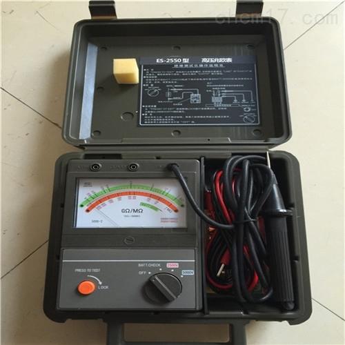 SX2010智能双显绝缘电阻测试仪