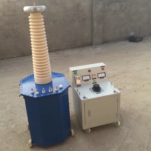高效油浸式试验变压器做工精良