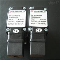 TD6000-422U,TD6000-422仙童Fairchild调节器阀,E/P转换器,变换器