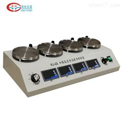 HJ-4A数显多头磁力加热搅拌器