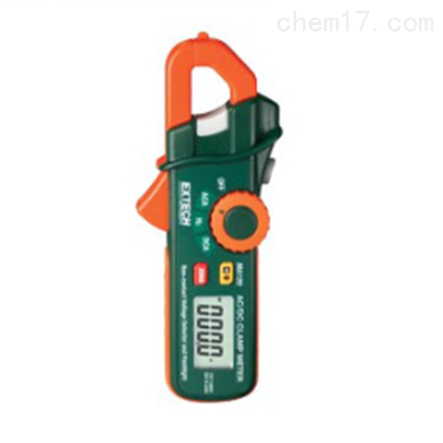 200A交直流微型钳表+电压检测器