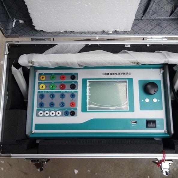 继电保护测试仪特点