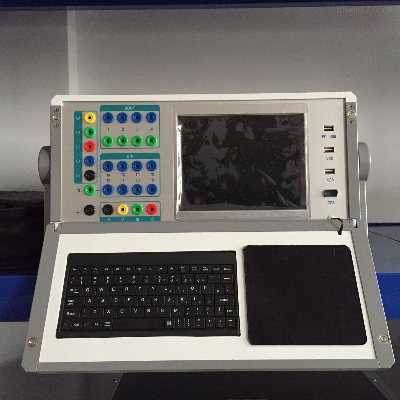 继电保护测试仪程控