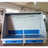 4.4KW高铁配件打磨抛光吸尘台/吸尘工作台