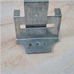 角驰470彩钢板支架安装方法