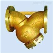 全铜氧气Y型过滤器