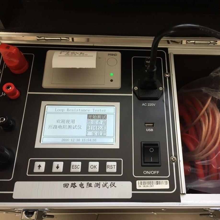 上海回路电阻测试仪简介