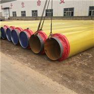 高密度聚乙烯地埋式蒸汽保温管生产地址
