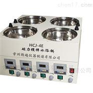 四孔油浴磁力搅拌器(四联)