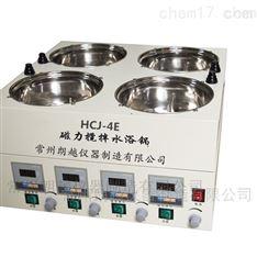 四孔油浴磁力攪拌器(四聯)