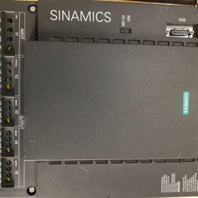 修複解決西門子SINAMICS變頻器報F30003欠電壓