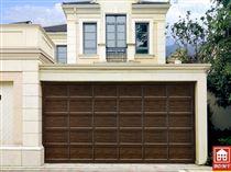 铝合金仿木排挂门