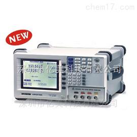 LCR-8101G台灣固緯高精度LCR測試儀