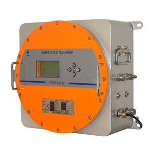 SR-2000Ex防爆紅外氣體分析儀