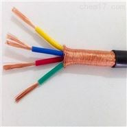 纯铜屏蔽电缆KVVRP/500V/3*1.5mm2