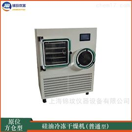 LGJ-30FG方仓硅油冷冻干燥机 普通型原位冻干机
