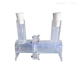 环氧树脂涂层氯化物渗透性试验装置