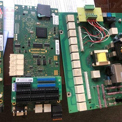 西门子6RA80调速器控制板坏10几年修复技术