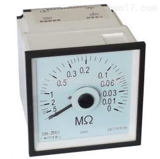 Q72-ZMΩ高阻表