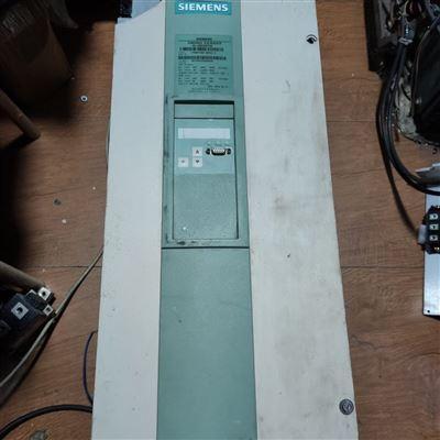 当天帮你解决西门子直流控制器报F035电机不转