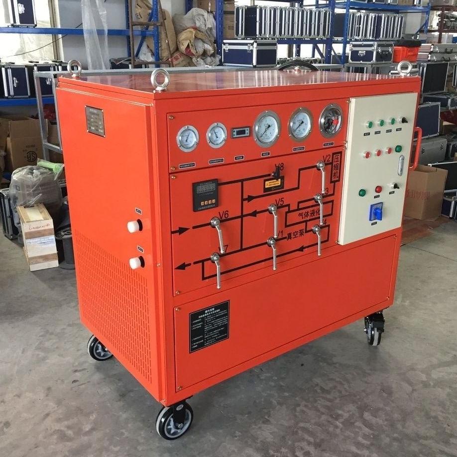 GIS真空泵SF6气体回收装置价格