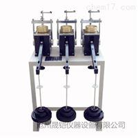 单杠杆三联固结仪(三联高压)试验仪