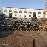 管径377*7聚氨酯地埋式预制蒸汽保温管道