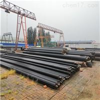 管徑529聚氨酯高溫蒸汽直埋保溫管生產商