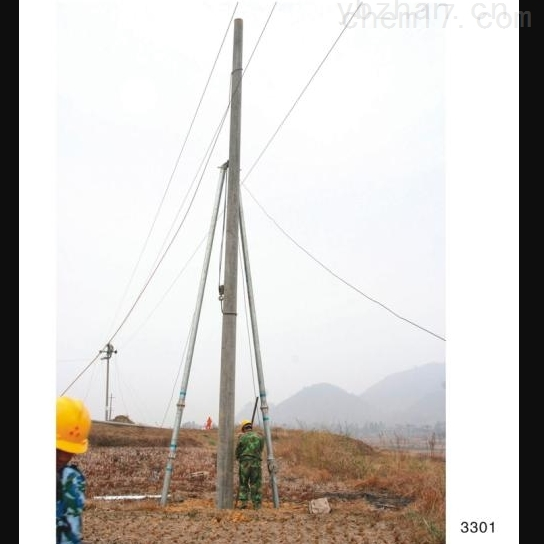 二级承装修试电力设施所需机具设备金属抱杆
