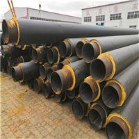 耐高温聚氨酯直埋式螺旋保温钢管生产价格