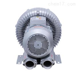 双叶轮旋涡式气泵