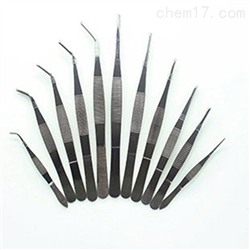 12.5cm不锈钢镊子试剂耗材