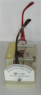 YT-250银宗鏡框角度測量儀