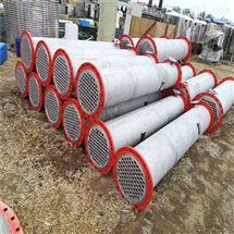 二手1400平方钛管换热器处理