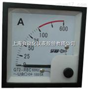 Q72-BC-G夜视背光直流电流电压表
