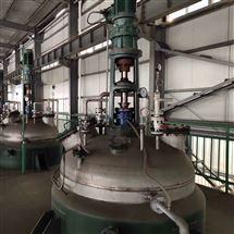 回收二手不锈钢反应釜